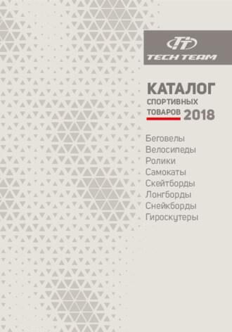 Спортивные товары TechTeam 2018