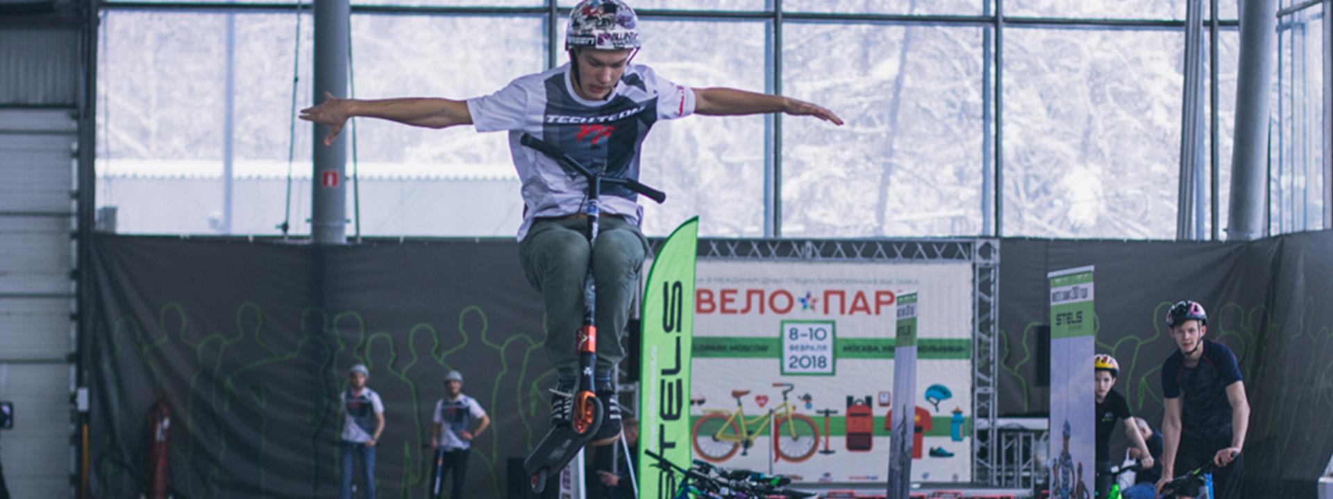 Сергей Гуляев из команды TT Pro