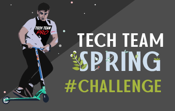 Голосование Tech Team Spring Challenge