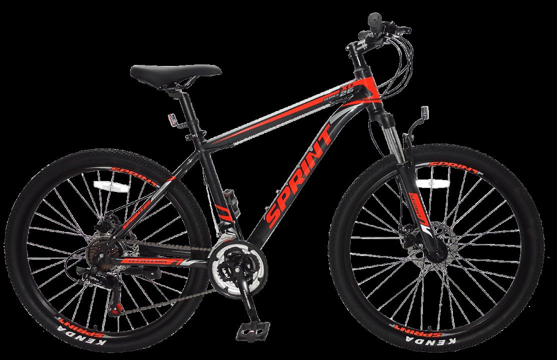 TechTeam Sprint 26 черно-красный