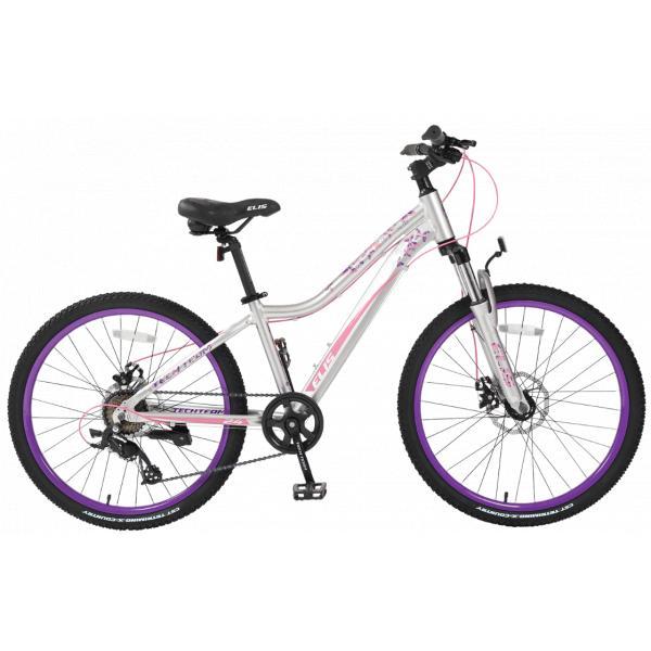 TechTeam Elis 24 серо-розовый