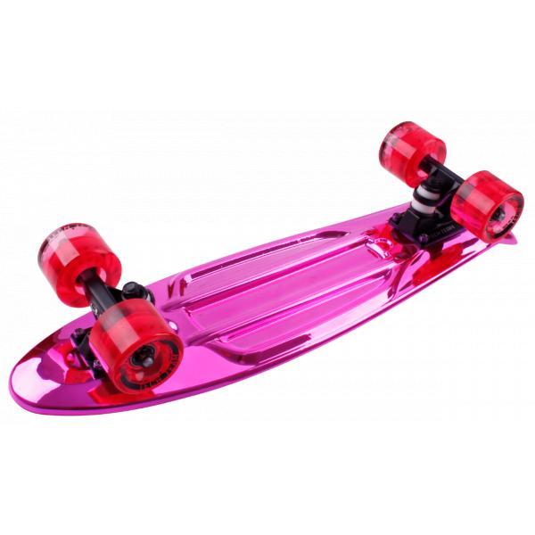metallic pink 1