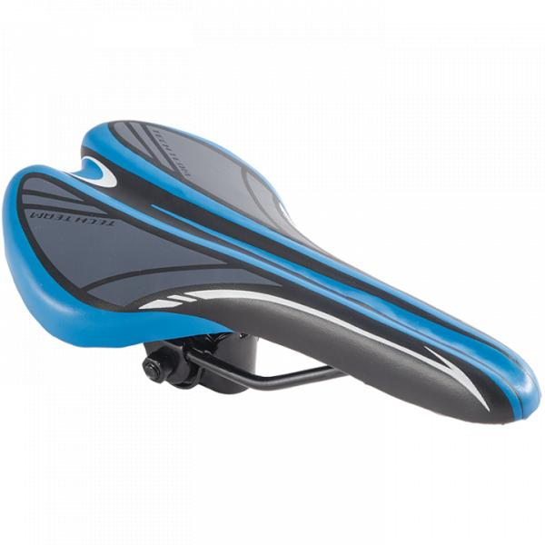 Седло велосипедное спорт 286х135 мм HF-MTB-090