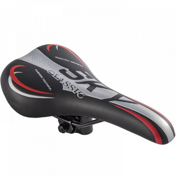 Cедло велосипедное спорт 279х150 мм HF-1158
