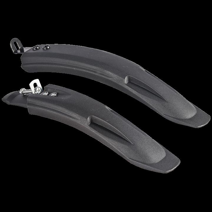 Крылья пластиковые для велосипедов с колёсами 20'' XGNB-032-5