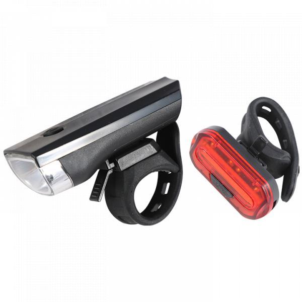 Набор фонарей: задний и передний JY-7024+6068T