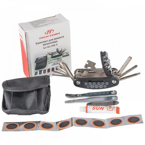 Инструмент и ремонтный комплект GJ-016-3