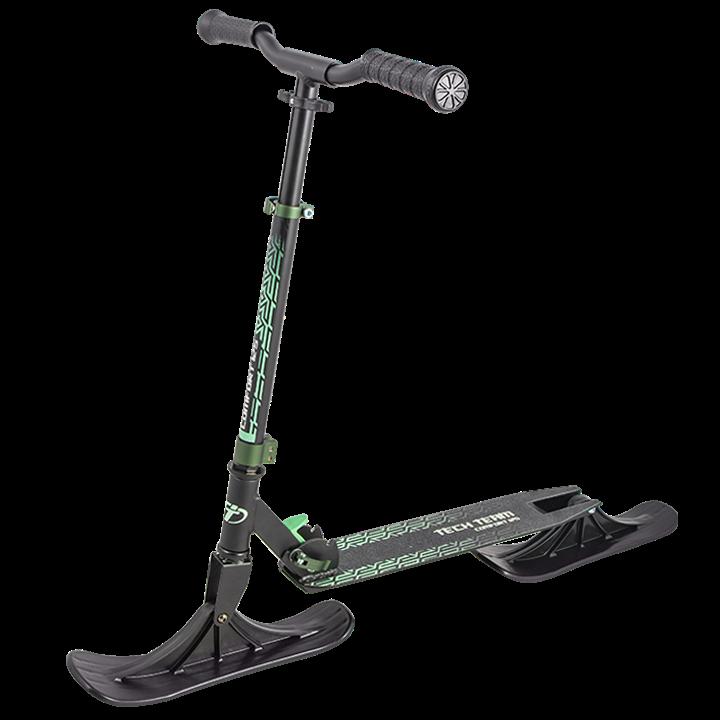 Самокат TechTeam 125 comfort 2019 с лыжами