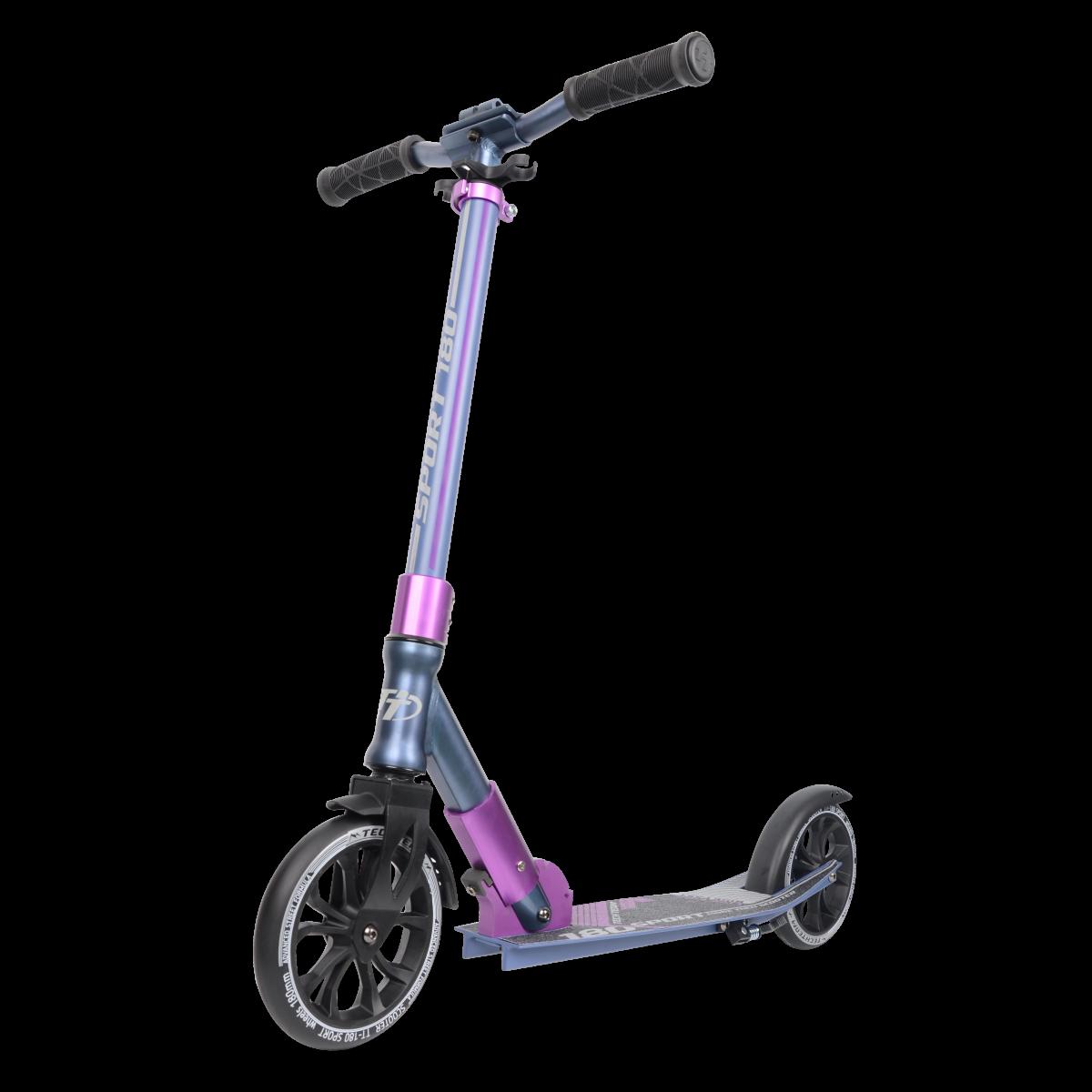 Самокат TechTeam 180 Sport 2019 фиолетовый