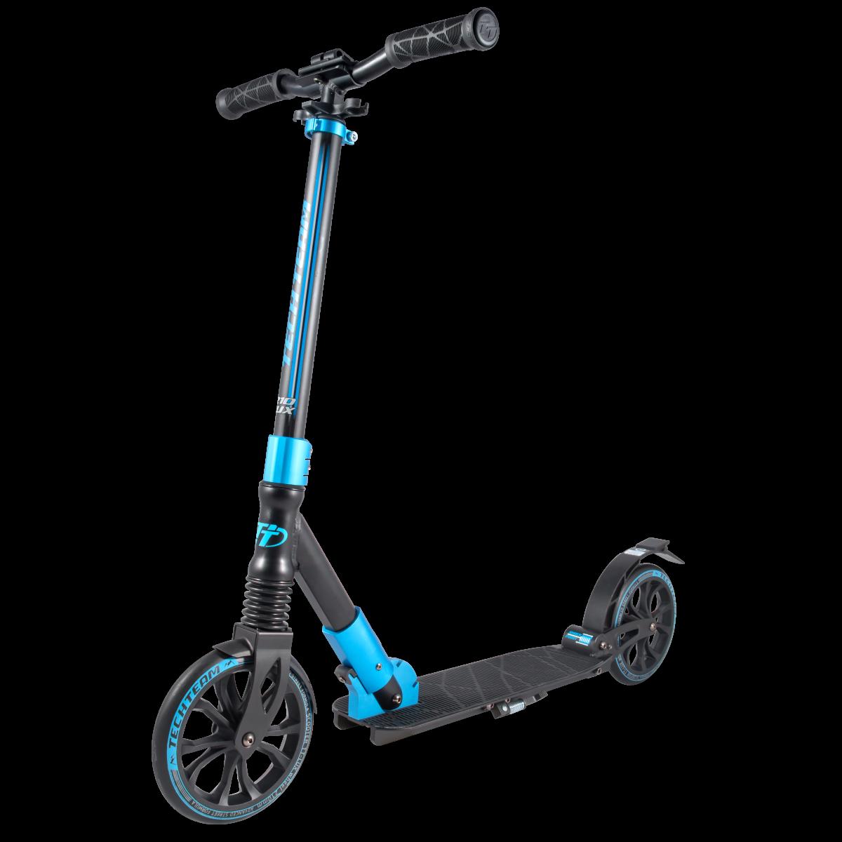 Самокат TechTeam 210 Lux 2019 синий