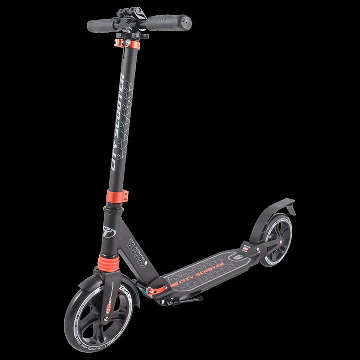 Самокат TechTeam City Scooter 2019 черный