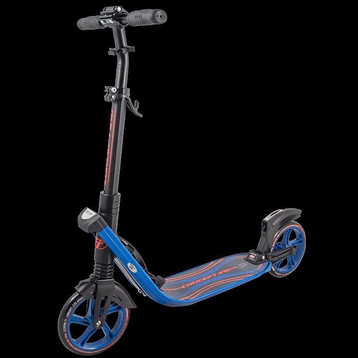 Самокат TechTeam Concept 210 2019 синий
