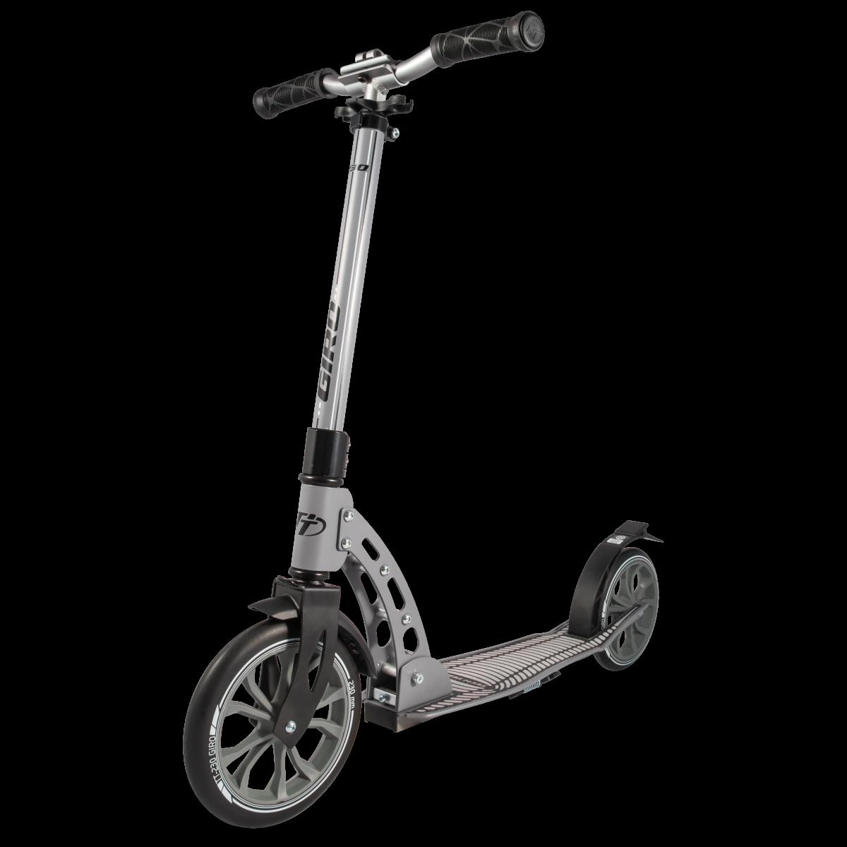 Самокат TechTeam Giro 2019 серый