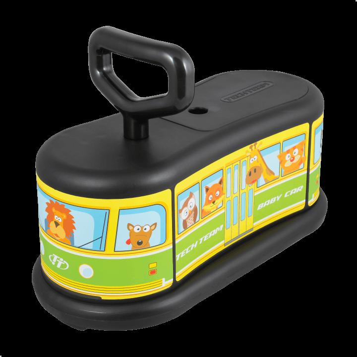 Детский самокат TechTeam Baby Car