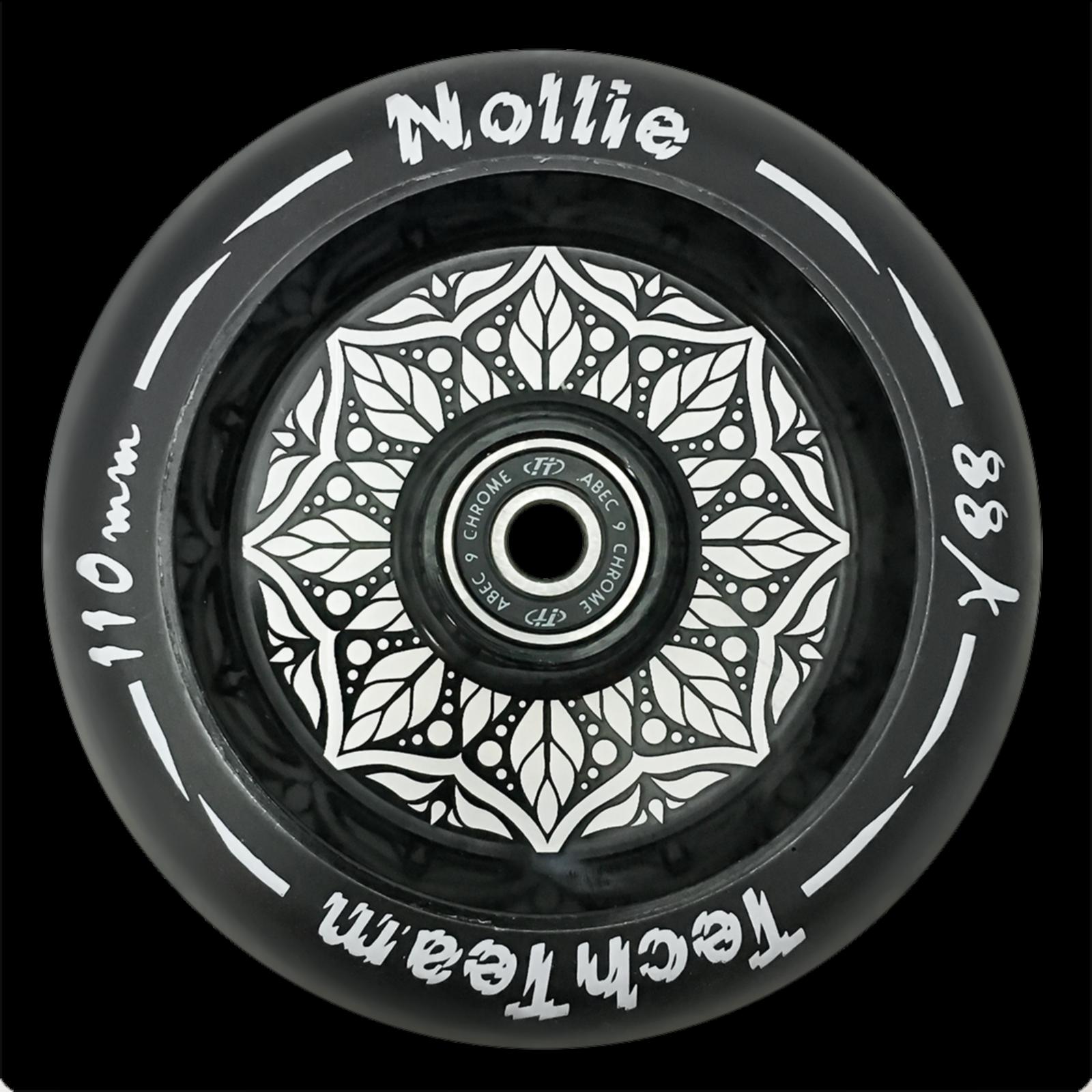 Колесо для трюкового самоката TechTeam Flat Solid 110 mm NOLLIE