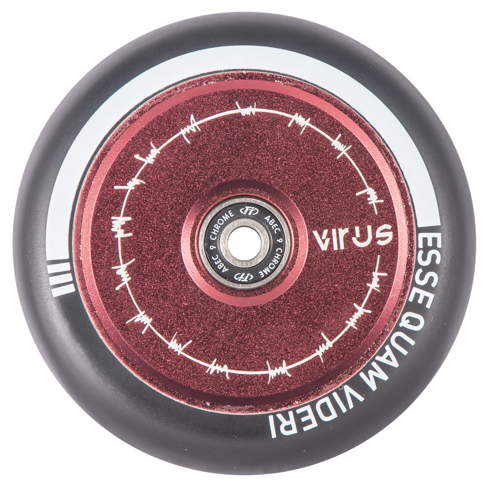 Колесо для трюкового самоката TechTeam Hollow 110 mm VIRUS