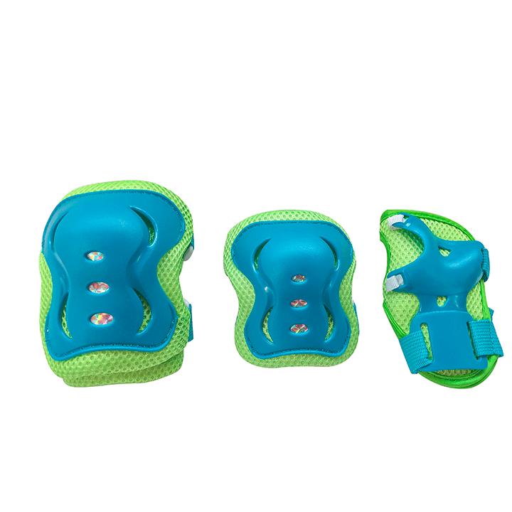 Набор роликовых коньков и защиты детский TechTeam защита Jungle Set