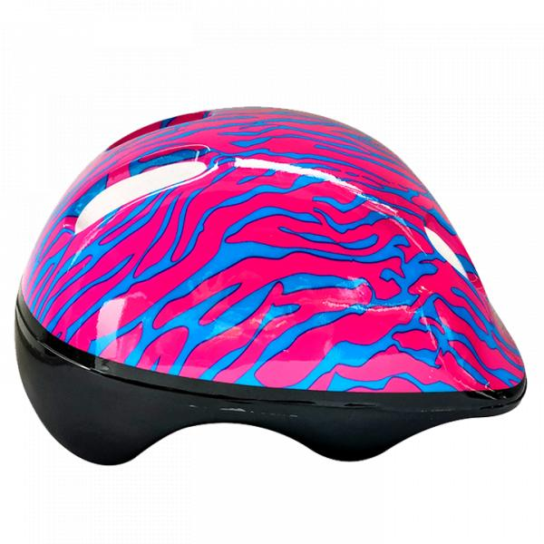 Набор роликовых коньков и защиты детский TechTeam шлем Jungle Set