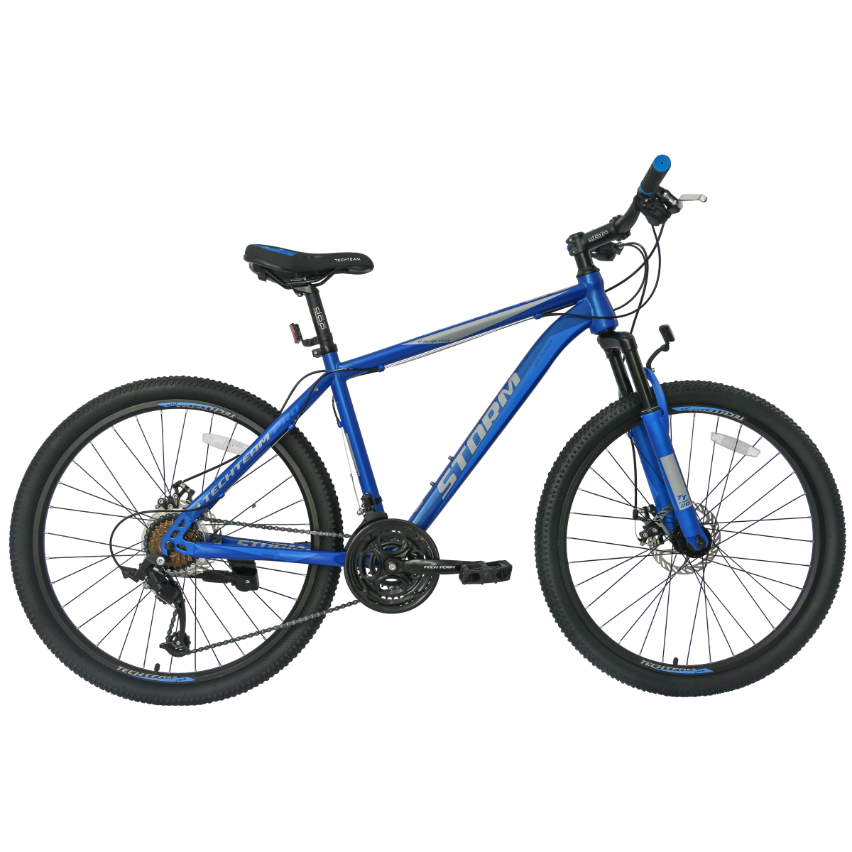Горный велосипед TechTeam Storm 26 2019 синий