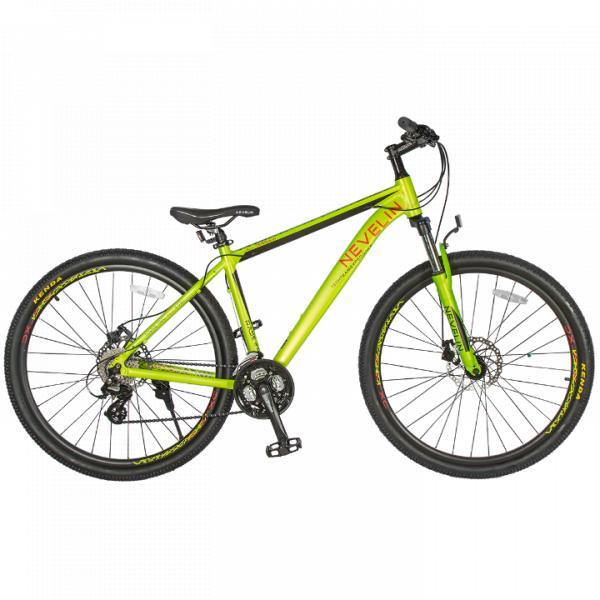 Горный велосипед TechTeam Nevelin 29 2019 желтый