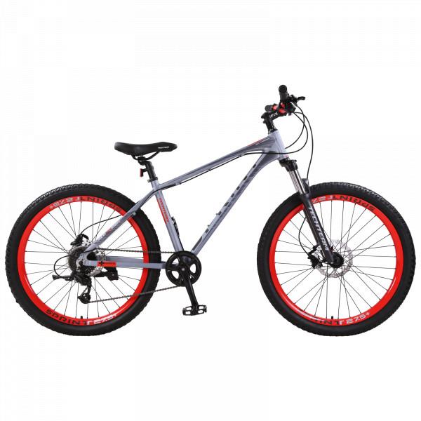Горный велосипед TechTeam Sprint 27.5 2019 серый