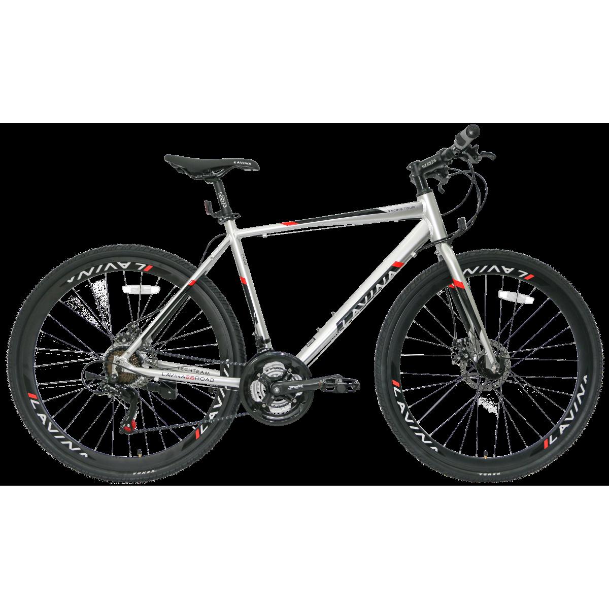 Горный велосипед TechTeam Lavina 28 2019 белый
