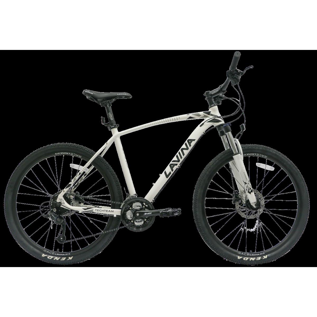 Горный велосипед TechTeam Lavina 27.5 2019 белый