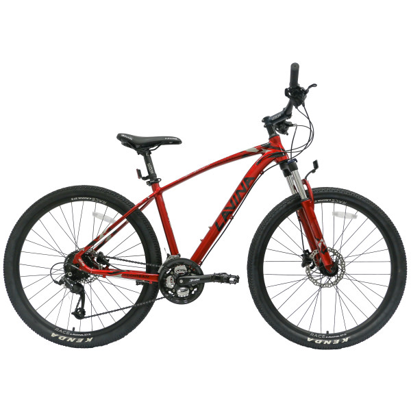 Горный велосипед TechTeam Lavina 27.5 2019 красный