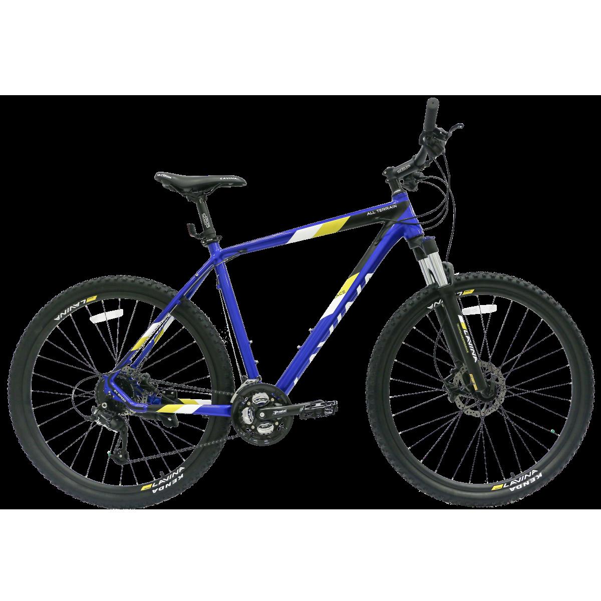 Горный велосипед TechTeam Lavina 29 2019