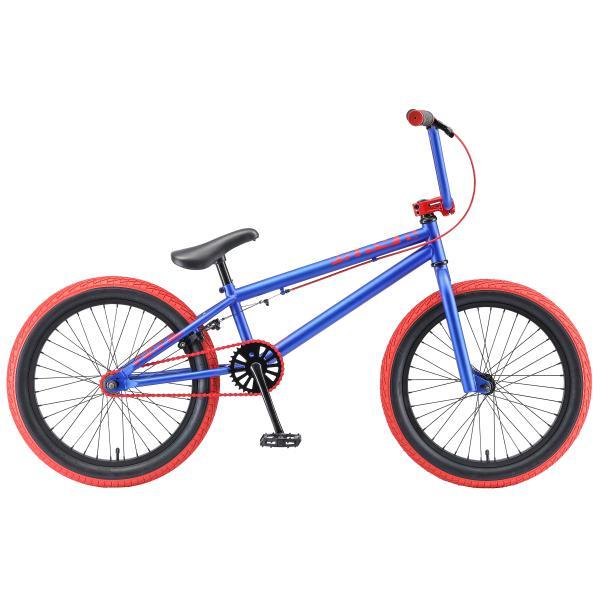 BMX велосипед TechTeam Mack 2019 синий