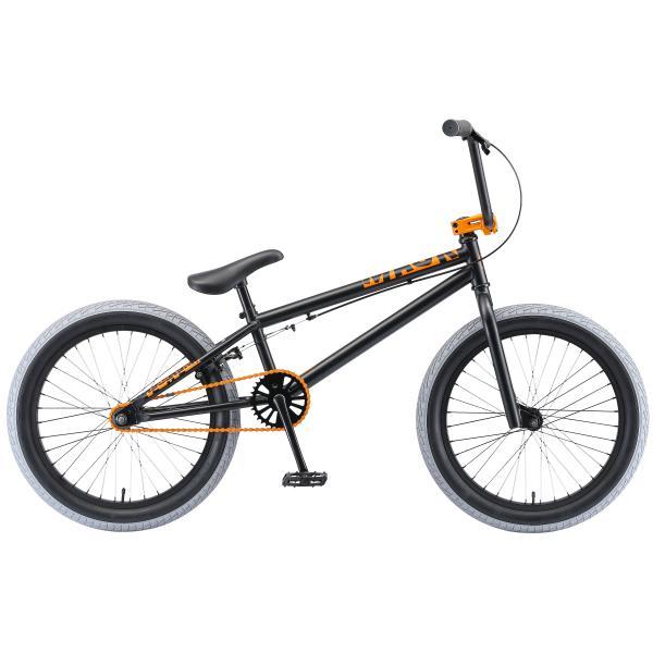 BMX велосипед TechTeam Mack 2019 черный