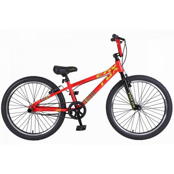 BMX велосипед TechTeam Fox 24 2019 красный