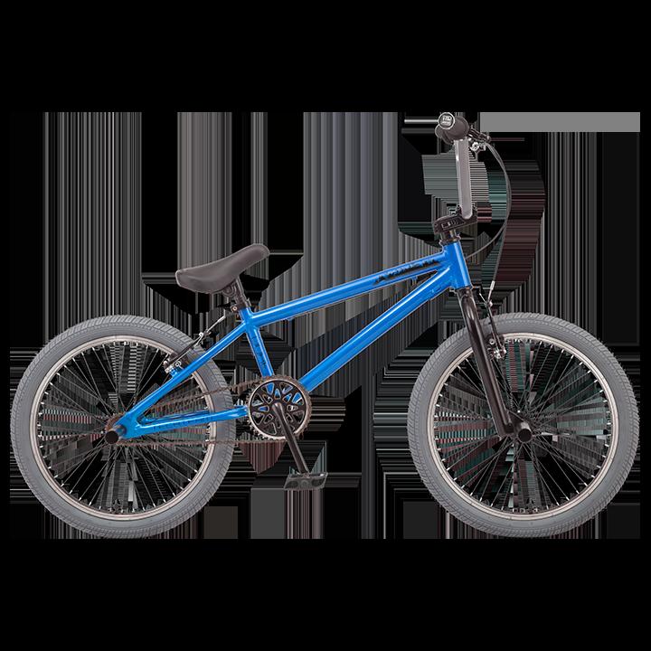BMX велосипед TechTeam Duke синий