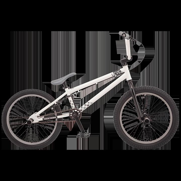 BMX велосипед TechTeam Level белый