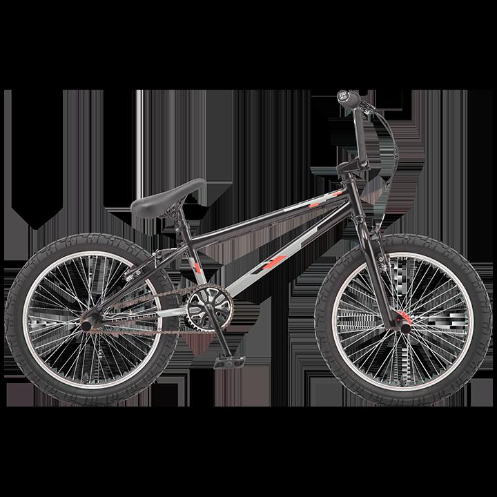 BMX велосипед TechTeam Jump черный