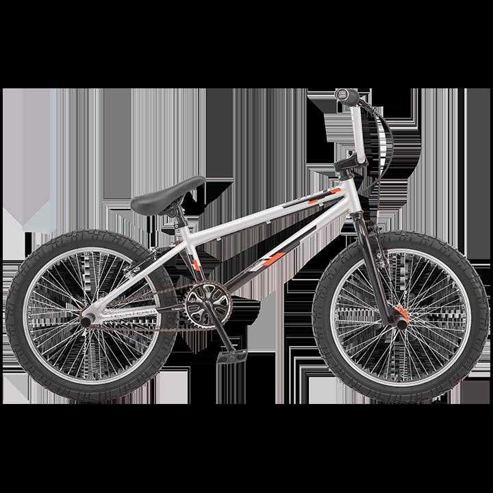 BMX велосипед TechTeam Jump белый