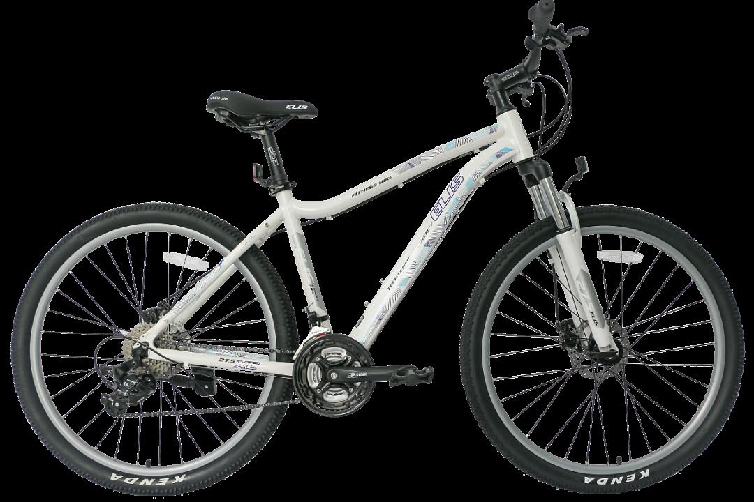 Женский велосипед TechTeam Elis 27.5 2019 белый