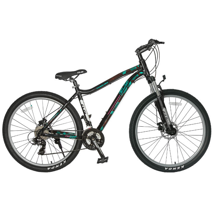 Женский велосипед TechTeam Elis 27.5 2019 черный
