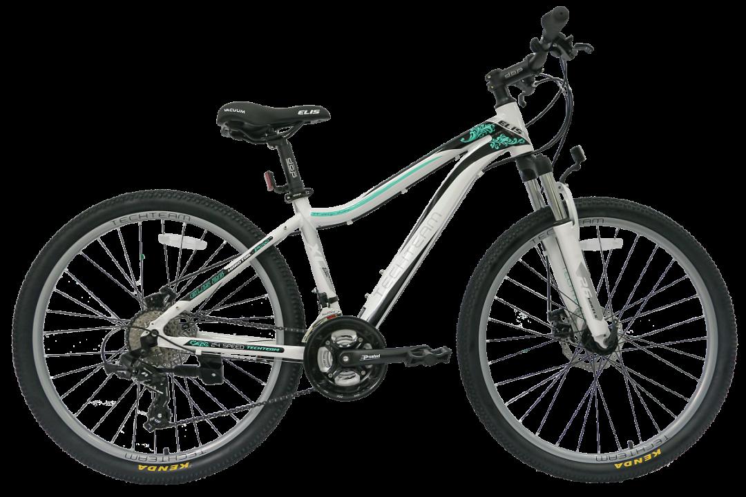 Женский велосипед TechTeam Elis 26 белый