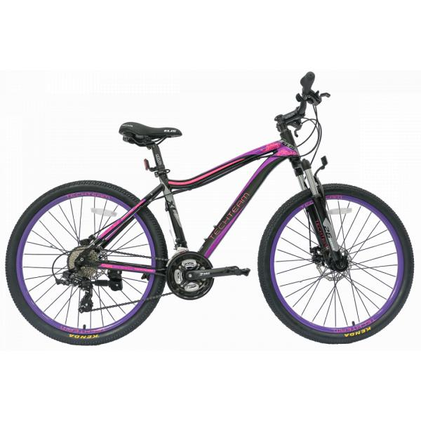 Женский велосипед TechTeam Elis 26 черный