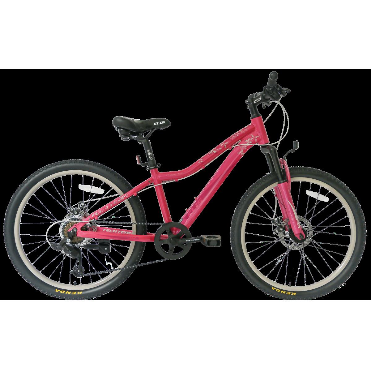 Женский велосипед TechTeam Elis 24 розовый