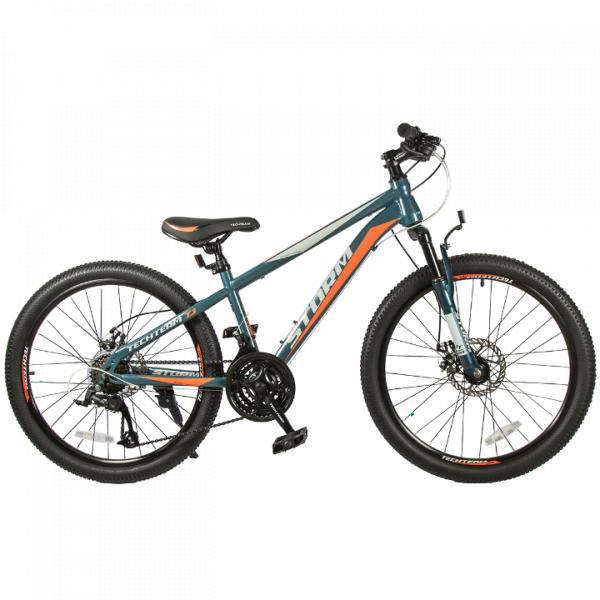 Подростковый велосипед TechTeam Storm 24