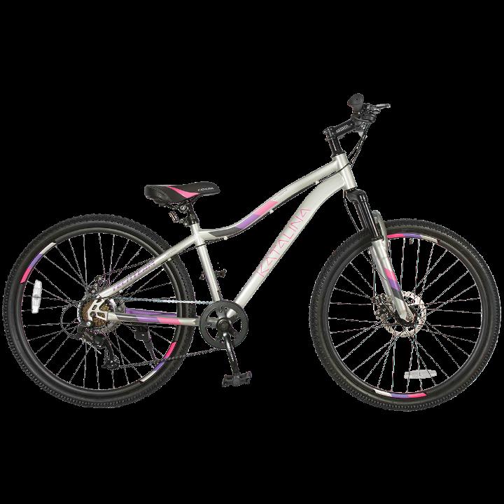 Подростковый велосипед TechTeam Katalina 26 белый