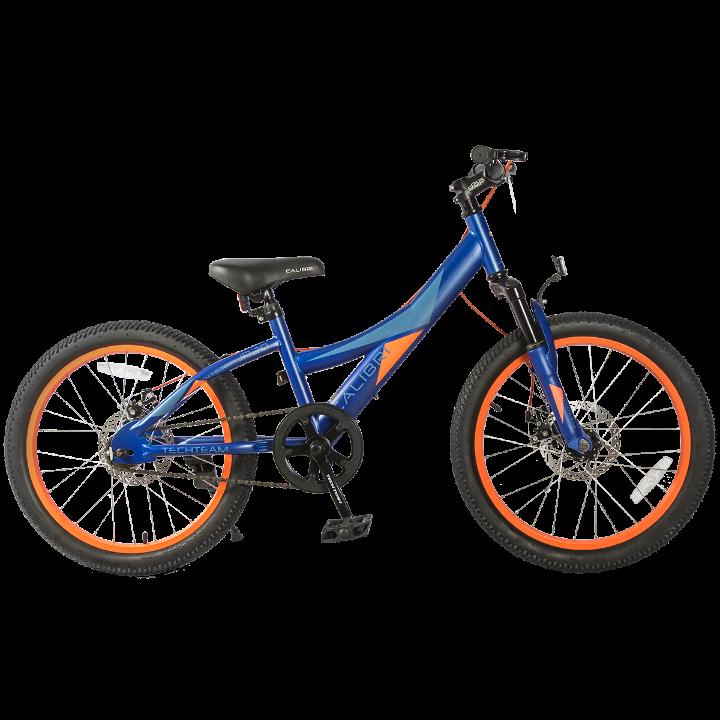 Подростковый велосипед TechTeam Calibri 20 синий