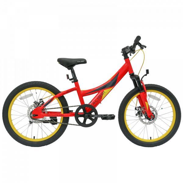 Подростковый велосипед TechTeam Calibri 20 красный
