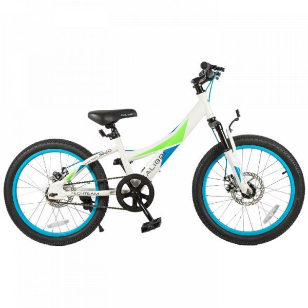 Подростковый велосипед TechTeam Calibri 20 белый