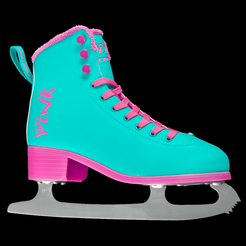 Фигурные коньки TechTeam Pink