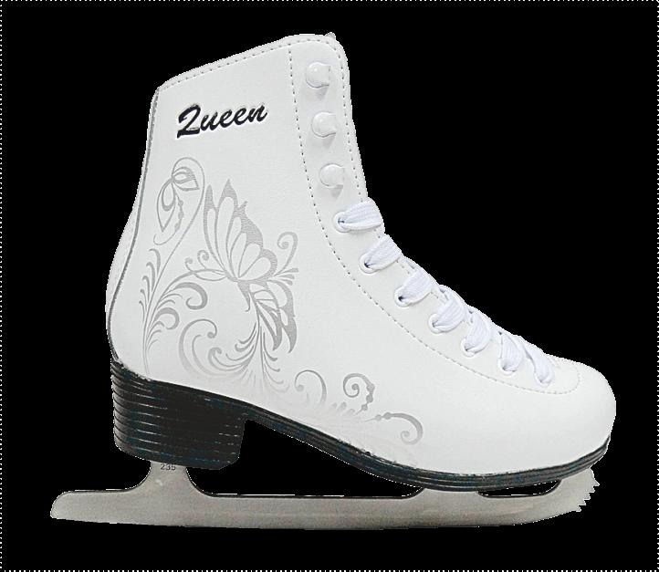 Фигурные коньки TechTeam Queen