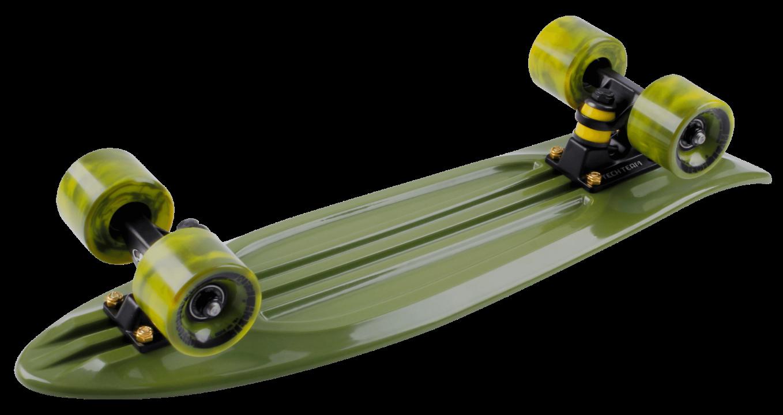 fishboard 23 dark green 1