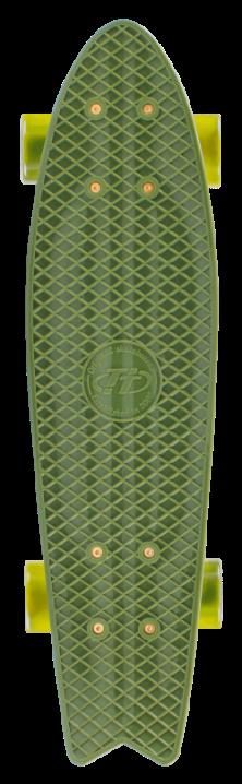 fishboard 23 dark green 2